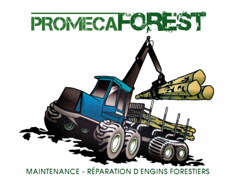Entreprise de vente et maintenance d'engins forestiers en Bourgogne