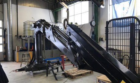 PROMECAFOREST Saône-et-Loire - Maintenance et réparation d'engins forestiers